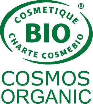 certyfikat Cosmos Organic