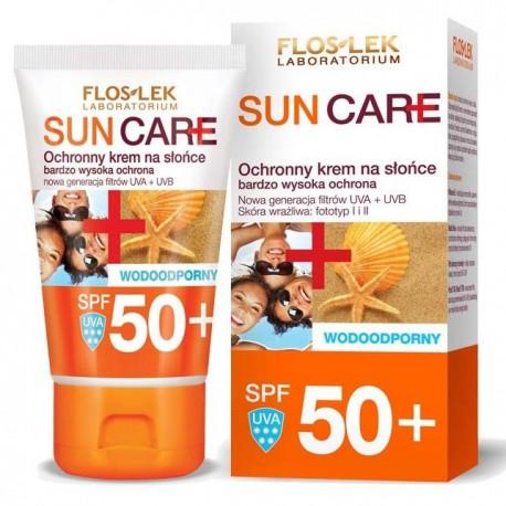 SUN CARE Ochronny krem na słońce SPF 50+