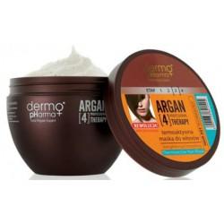 Termoaktywna maska do włosów ARGAN[4]THERAPY
