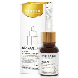 Arganowy olejek do twarzy ARGANLIFE 806