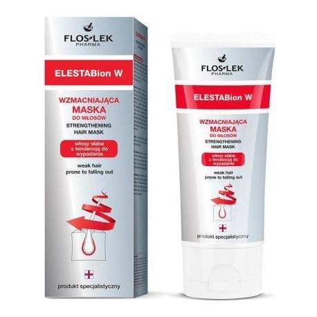 Wzmacniająca maska do włosów ELESTABion W