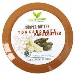 Naturalne masło do ciała z masłem shea