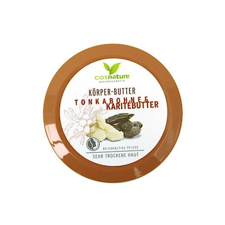 Naturalne masło do ciała do twarzy z masłem shea
