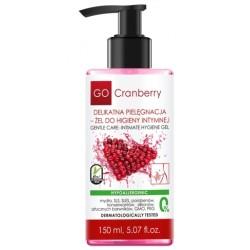 Żel do higieny intymnej GoCranberry