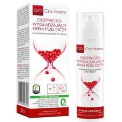 Odżywczo-wygładzający krem pod oczy GO Cranberry