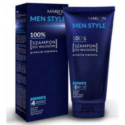 Szampon dla mężczyzn przeciw siwieniu