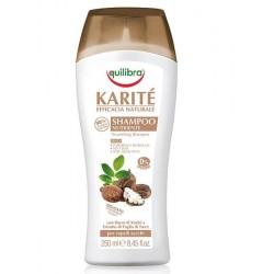 Intensywnie odżywiający szampon do włosów SHEA