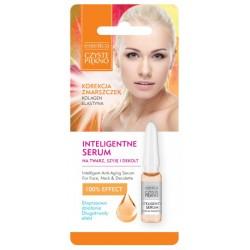 Inteligentne serum do twarzy z kolagenem i elastyną CZYSTE PIĘKNO