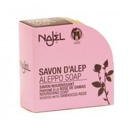 Mydło z Aleppo RÓŻA DAMASCEŃSKA Najel