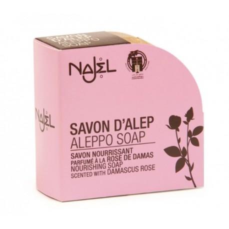 Mydło z Aleppo RÓŻA DAMASCEŃSKA