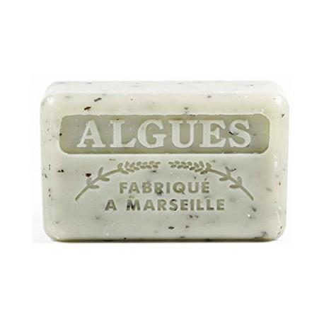 Marsylskie mydło ALGI MORSKIE