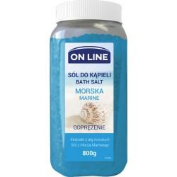 Sól do kąpieli MORSKA ON LINE