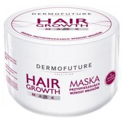 Maska przyspieszająca wzrost włosów