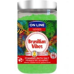 Pieniąca sól do kąpieli BRASILIAN VIBES