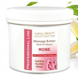 Masło do masażu RÓŻA