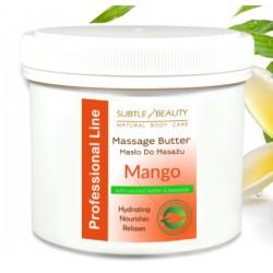 Masło do masażu MANGO