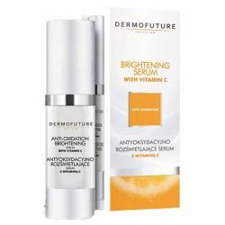 Antyoksydacyjno-rozświetlajace serum do twarzy DermoFuture