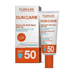 SUN CARE Krem-żel do twarzy anti-spot SPF50