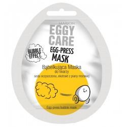Bąbelkująca maseczka do twarzy EGG-PRESS MASK