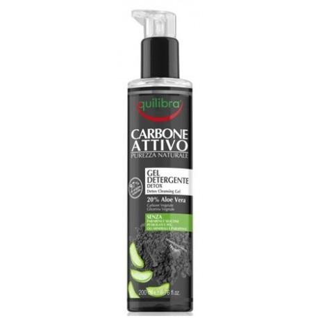 Oczyszczający żel do mycia twarzy z aktywnym węglem