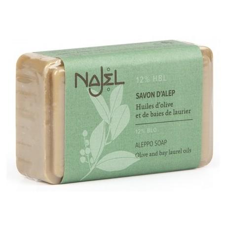 Mydło z Aleppo 12% Najel
