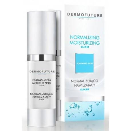 Normalizująco-nawilżające serum do twarzy DermoFuture