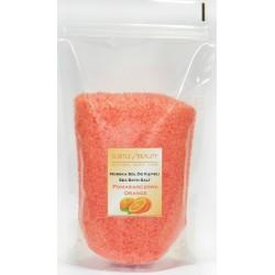 POMARAŃCZA antycellulitowa morska sól do kąpieli