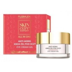 Krem żel pod oczy anti-aging ALL IN ONE