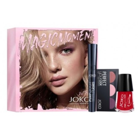 Zestaw kosmetyków do makijażu JOKO III