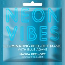 Maska peel-off rozswietlająca NEON VIBES