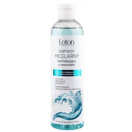 Normalizujący szampon micelarny CERAMIDY