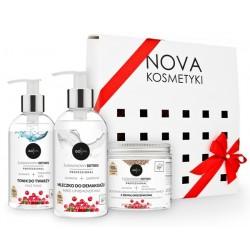 Zestaw kosmetyków GoSPA Detoksykujący zabieg oczyszczający do twarzy