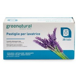 Lawendowe tabletki do prania GREENATURAL
