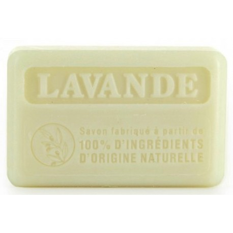 Naturalne mydło marsylskie LAWENDA