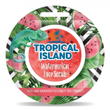 Peeling do twarzy WATERMELON TROPICAL ISLAND
