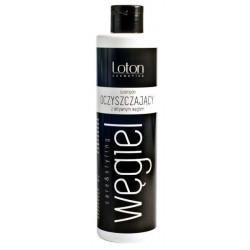Oczyszczający szampon do włosów AKTYWNY WĘGIEL