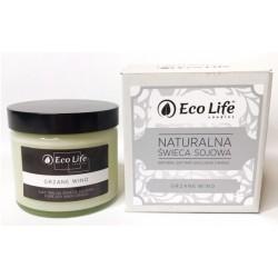 ECO LIFE Naturalna świeca sojowa GRZANE WINO