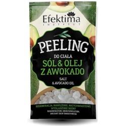 Peeling do ciała SÓL & OLEJ AWOKADO