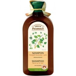 Przeciwłupieżowy szampon do włosów DZIEGĆ i CYNK