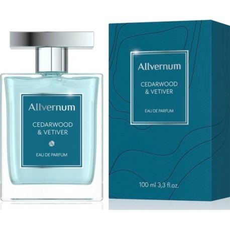 Woda perfumowana ALLVERNUM CEDARWOOD & VETIVER