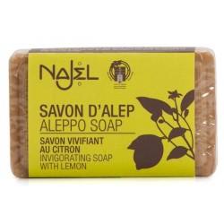 Mydło z Aleppo cytrynowe Najel