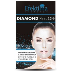 Maska do twarzy DIAMOND PEEL-OFF