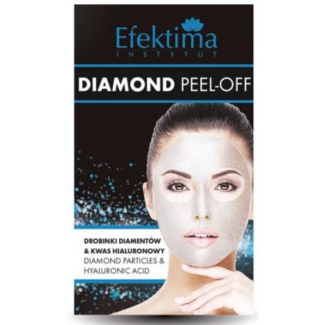 Maska do twarzy DIAMOND PEEL-OFF