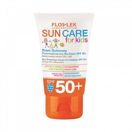 SUN CARE Krem ochronny przeciwsłoneczny dla dzieci SPF 50+
