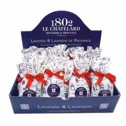 Lawendowy woreczek zapachowy PARIS