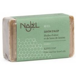 Mydło z Aleppo z miodem Najel