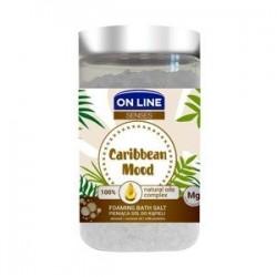 Pieniąca sól do kąpieli CARIBBEAN MOOD