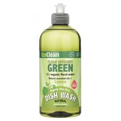 Cytrynowy płyn do mycia naczyń ECO CLEAN NORDIC
