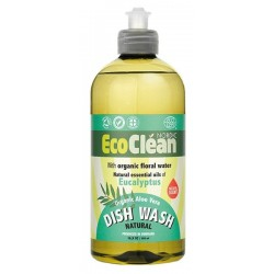 Eukaliptusowy płyn do mycia naczyń ECO CLEAN NORDIC