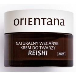 Naturalny wegański krem do twarzy na dzień REISHI